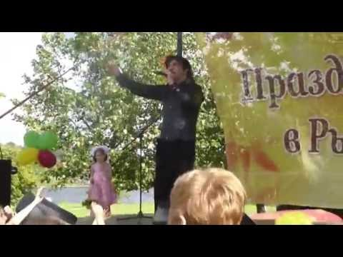 Очаровательный Александр Марцинкевич - 300 лет Рыбацкому