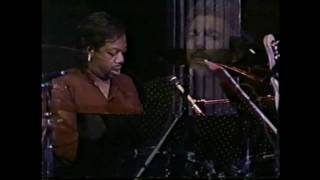 Steve Gadd & Richard Tee  [ RHAPSODY IN BLUE / Live Video ]