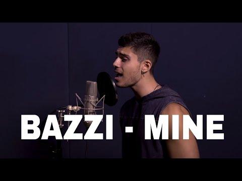Mine - BAZZI Andrew Lambrou Cover