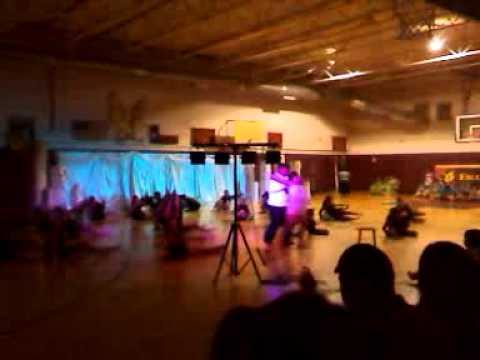 Faulk middle school dance recital