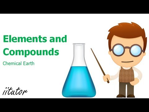 √ Comparing The Properties Of Elements And Compounds | Chemistry
