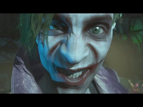 Thumbnail: INJUSTICE 2 The Joker Returns to Confront Harley Quinn (Scarecrow Fear Toxin)