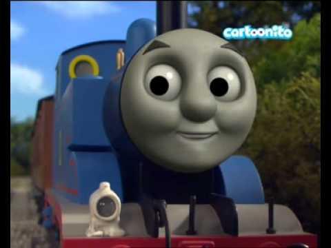 Trenino Thomas 1 - Thomas and friends 1