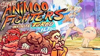 Super Animoo Fighters - Blade Strangers