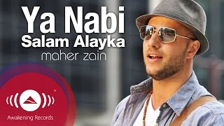 Repeat youtube video Maher Zain - Ya Nabi Salam Alayka (Arabic) | ماهر زين - يا نبي سلام عليك | Official Music Video