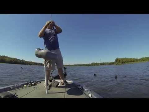 Lake Gilmer In October