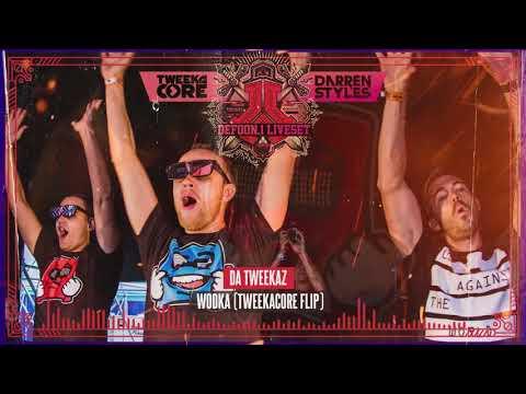 Defqon.1 Festival 2017 | Tweekacore b2b Darren Styles