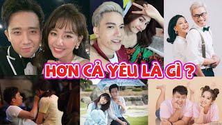 Những couple showbiz Việt ngọt HƠN CẢ YÊU, VALENTINE CỨ BÌNH TĨNH Ế rồi người ấy cũng tới !!! | SML