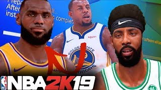 MAJOR NBA 2K19 Rumor Says Player Models & Faces Are About To Get Updated!