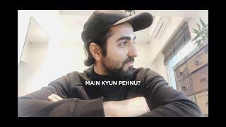#MainKyunPehnu by Ayushmann Khurrana & Peter England