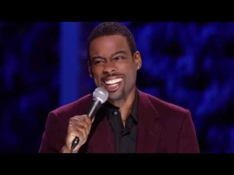 Chris Rock - Strip Clubs (Never Scared) Stand Up Comedy