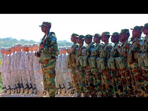 'Southern Accord' military exercise ends in Malawi