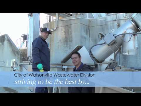 """Wastewater """"Striving to be the Best"""""""