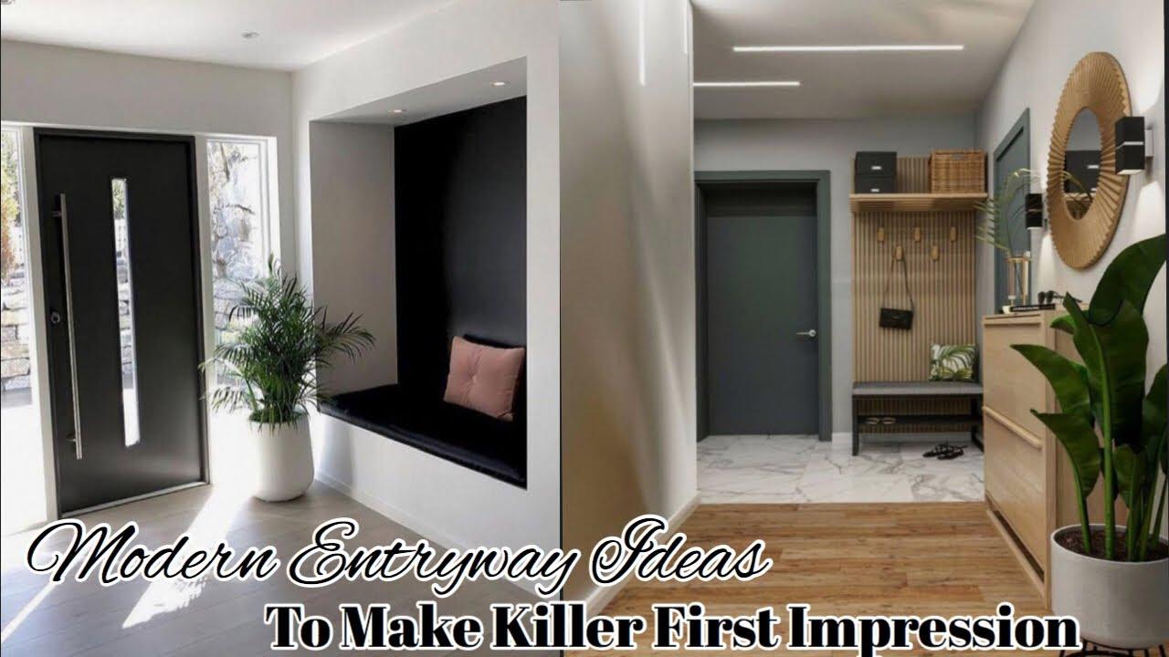 100 Small Space Entryways Design Ideas Entryway Decorating Ideas Youtube