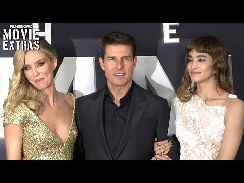 The Mummy | New York Premiere