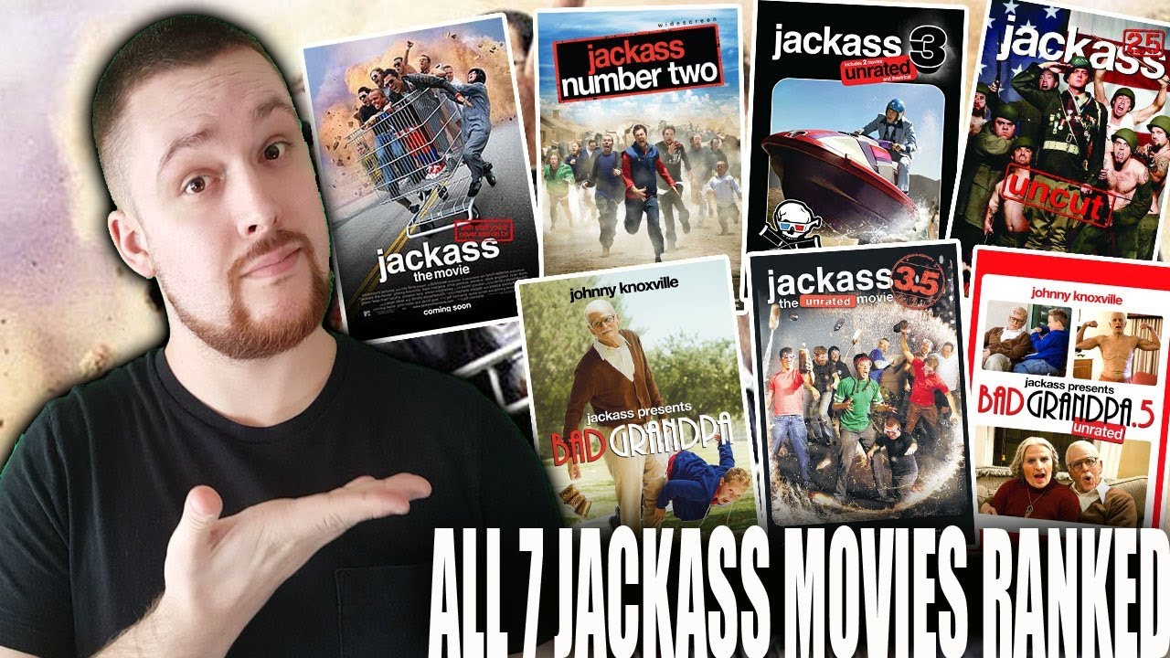jackass 24 hour takeover dvd