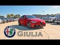 Kicking up the Competition - The New Alfa Romeo Giulia