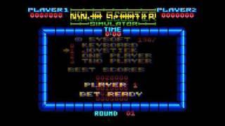 test CPC de tonton Mayonnaise #11 : Ninja Scooter Simulator (Sysoft - 1987)
