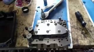 видео Ремонт АКПП на Пежо 308