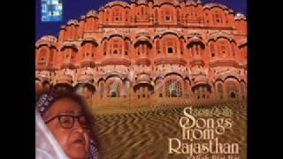 Songs From Rajasthan - Kallali