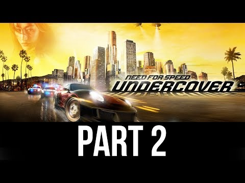 NEED FOR SPEED UNDERCOVER Gameplay Walkthrough Part 2 - DAMAGING THE STATE