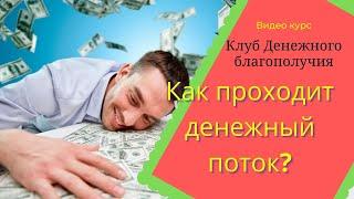 ЕленаДунаева 2 Как проходит денежный поток