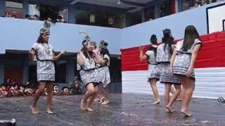 "INMACULADO HIGH SCHOOL - PROMO 2012 - FESTIVAL DE DANZAS 2011 - ""SHIPIBO ENAMORADO"""