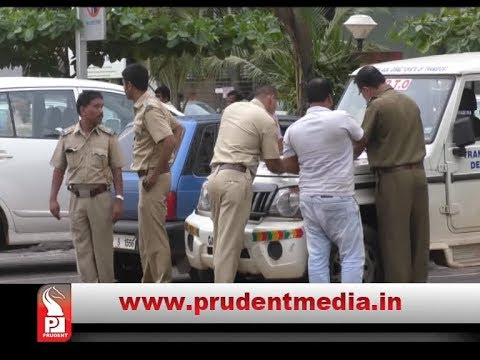 IF TRAFFIC RULES VIOLATED, LICENCE IS SUSPENDED, CHALLAN ISSUED BECOMES DRIVING LICENCE