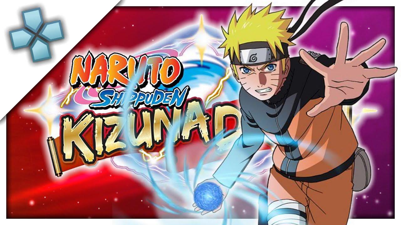 Naruto Shippuden: Kizuna Drive - PSP Gameplay (PPSSPP) 1080p - YouTube