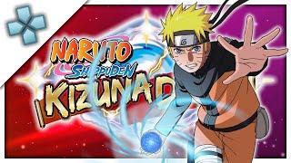Naruto Shippuden: Kizuna Drive - PSP Gameplay (PPSSPP) 1080p