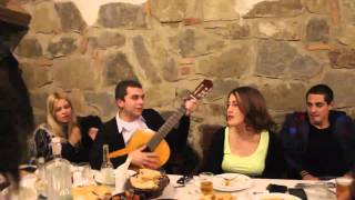 Rodisme (FULL VERSION) / классическая гитара / девушка красиво поет - Salome Tetiashvili