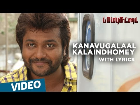 Kanavugalaal Kalaindhome Song Lyrics From Paambhu Sattai