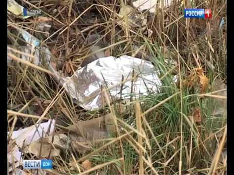 Названы самые грязные города Ростовской области