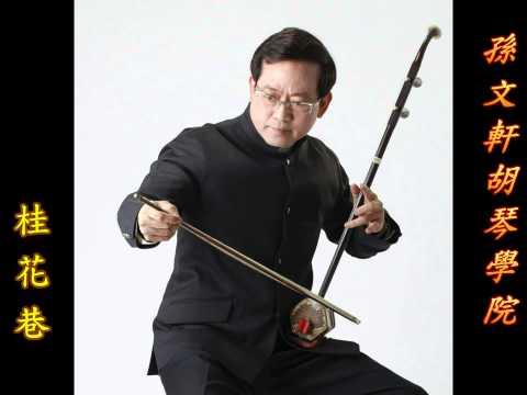桂花巷-孫文軒二胡/erhu/chinese Music