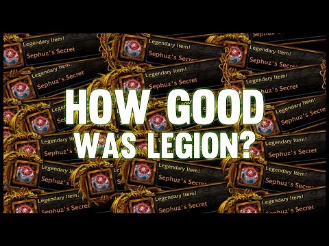 Legion in Retrospect  LAD #17
