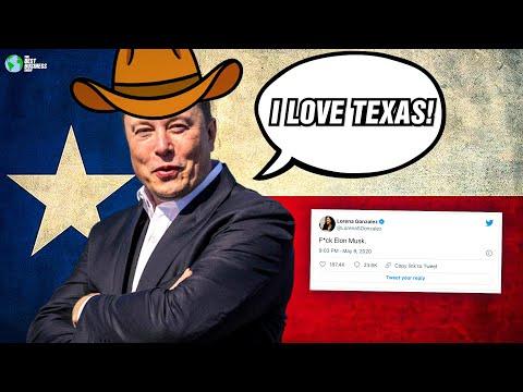 Elon Musk: California Is A Prison. Move To Texas.