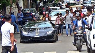 SUPERCARS IN INDIA - JULY 2019 - Huracan, 458, M4...