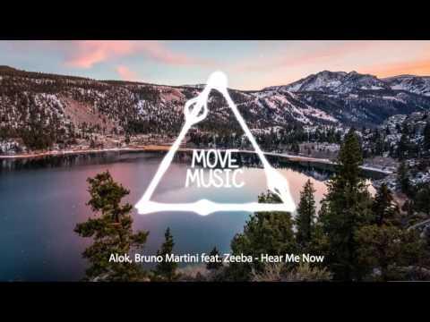 Alok Bruno Martini feat Zeeba - Hear Me Now