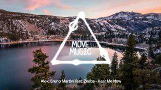 Alok Bruno Martini Feat. Zeeba Hear Me Now.mp3