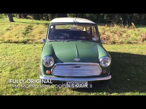 1968 Morris Mini Cooper S - Genuine and original