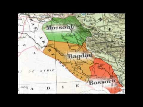 IRAQ´s History Baghdad - Oil Empire  Ira Q - N