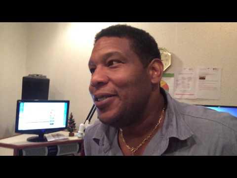 R Dub! at ABC Radio - Paramaribo, Suriname
