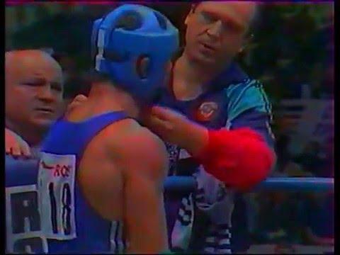 Israel Hakobkokhyan 1989 world champion