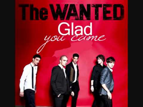 The Wanted - Glad You Came (HQ)