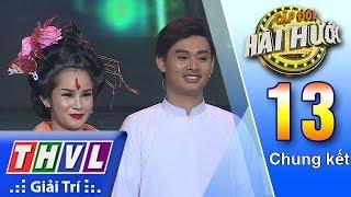THVL | Cặp đôi hài hước Mùa 2 – Tập 13[1]: 12 bà mụ - Bảo Chu, Sơn Ca