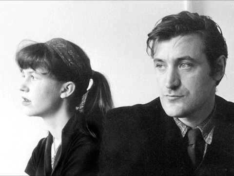 sylvia plath ted hughes interview 1961 youtube