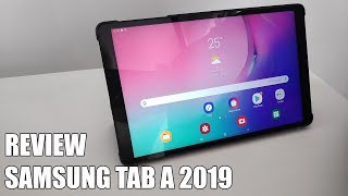 Review Samsung Tab A 2019 Nueva Tablet Android
