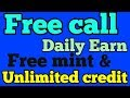 How to get free call mint Daily Earn 60 free internet mint best app in Hindi