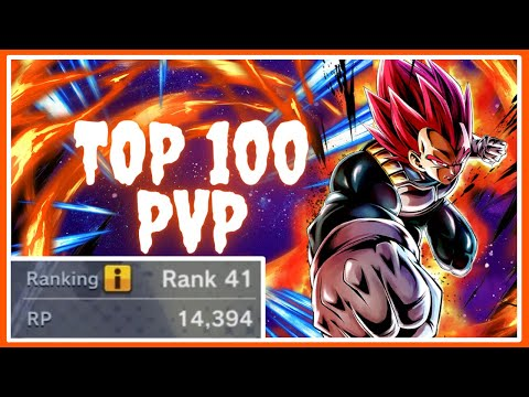 Hacker Exposed? TOP 100 PVP   DB Legends