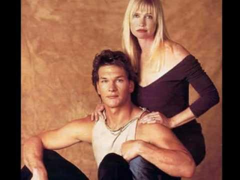 Patrick Swayze e Lisa Niemi Um amor Para a Vida inteira